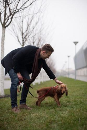 春の犬の散歩~散歩の時間帯や散歩時間の目安とは?~